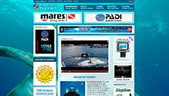 Bluebottom Diving